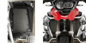 GIVI PR5108 - PROTECTOR RADIADOR BMW RGS/ADV 1200/1250 13>18/14>18/19