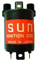 SUN 04175711 - Bobina Japonesa TEC MP08 12V - 2,7 OHM - CC Doble encendido