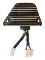 SUN 04175928 - Regulador Japonés SH548A-12 - 12V - Trifase - CC - 6 Cables