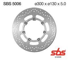 SBS SBS5006 - Disco Freno SBS 5005