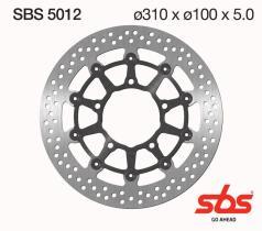 SBS SBS5012 - DISCO FRENO SBS 5008