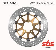 SBS SBS5020 - Disco Freno SBS 5018