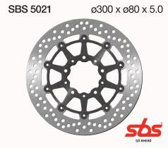 SBS SBS5021 - Disco Freno SBS 5020