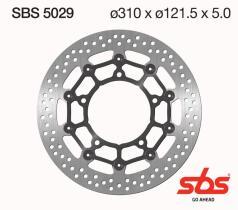 SBS SBS5029 - Disco Freno SBS 5028