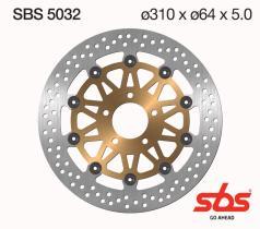 SBS SBS5032 - Disco Freno SBS 5031
