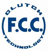 Embragues y separadores  F.C.C