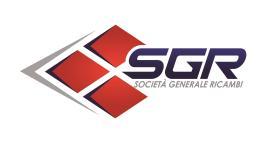 Clausors y llaves de contacto  SGR
